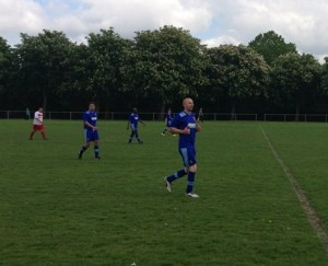 WIFC's back four stood firm throughout